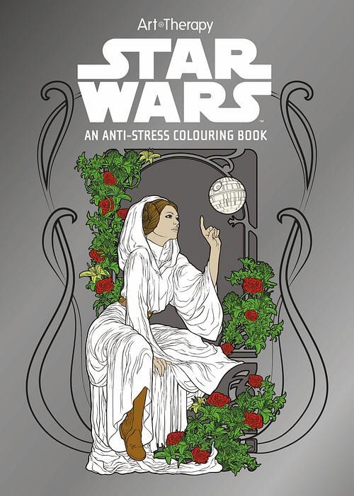 Star Wars Art - omalovánky - kolektiv autorů