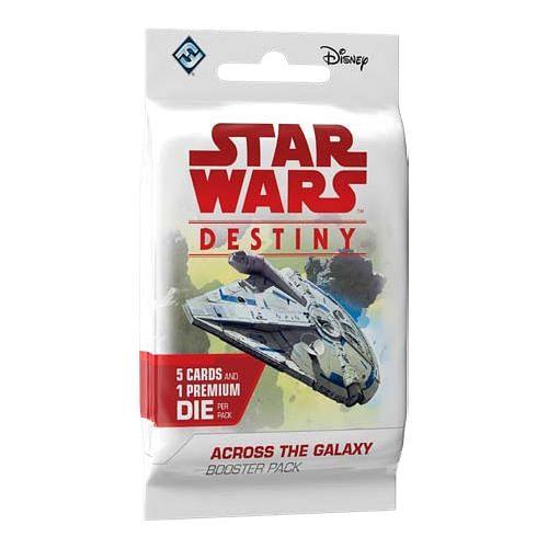 Star Wars: Destiny - Across the Galaxy Booster