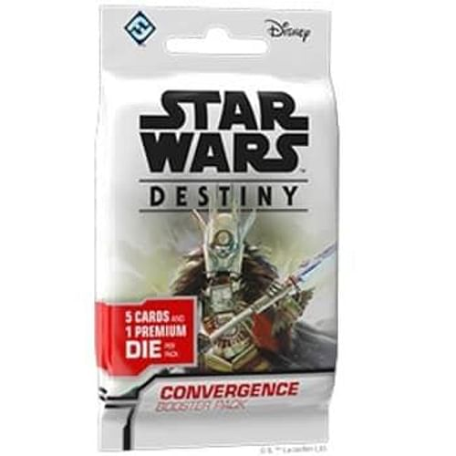 Star Wars: Destiny - Convergence Booster