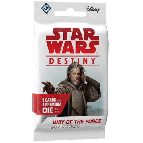 Star Wars: Destiny - Way of the Force Booster