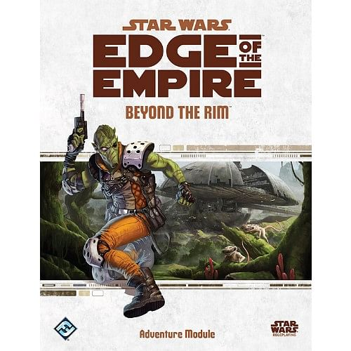 Star Wars: Edge of the Empire - Beyond the Rim