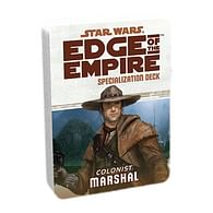 Star Wars: Edge of the Empire - Colonist Marshal Specialization Deck