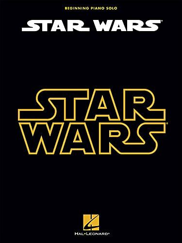 Star Wars for Beginning Piano Solo (noty) - John Williams