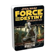 Star Wars: Force and Destiny - Ascetic Specialization Deck