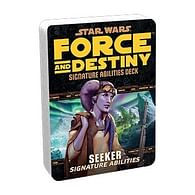 Star Wars: Force and Destiny - Seeker Signature Abilities Deck