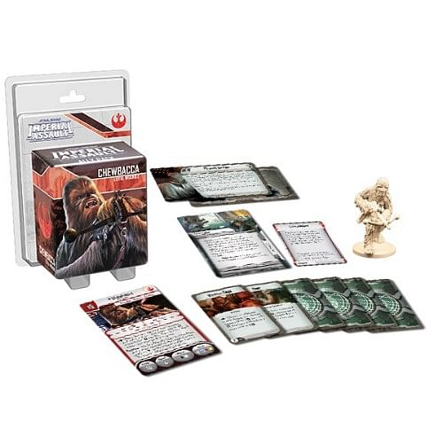 Star Wars: Imperial Assault - Chewbacca Ally Pack