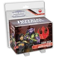 Star Wars: Imperial Assault: Sabine Wren and Zeb Orrelios Ally