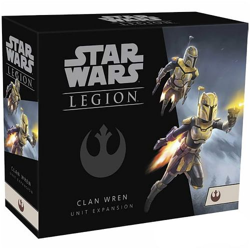 Star Wars: Legion - Clan Wren Unit Expansion