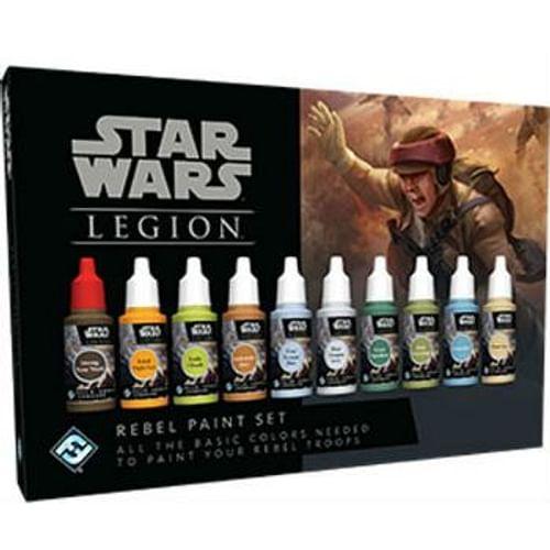 Star Wars: Legion - Rebel Paint Set