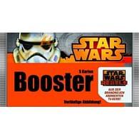 Star Wars: Rebel Attax 1 Booster