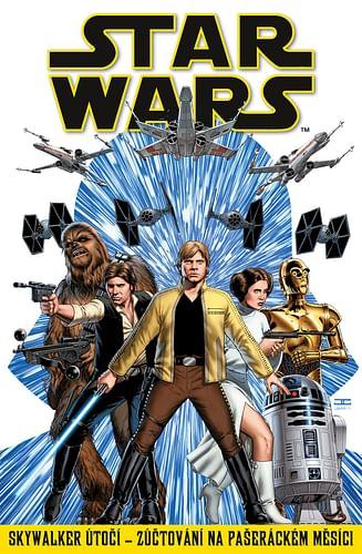 Skywalker útočí - Zúčtování na pašeráckém měsíci