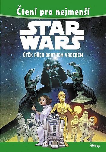 Star Wars - Útěk před Darthem Vaderem