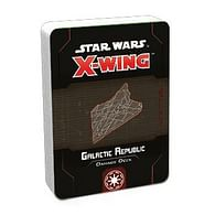 Star Wars X-Wing (second ed.): Galactic Republic Damage Deck