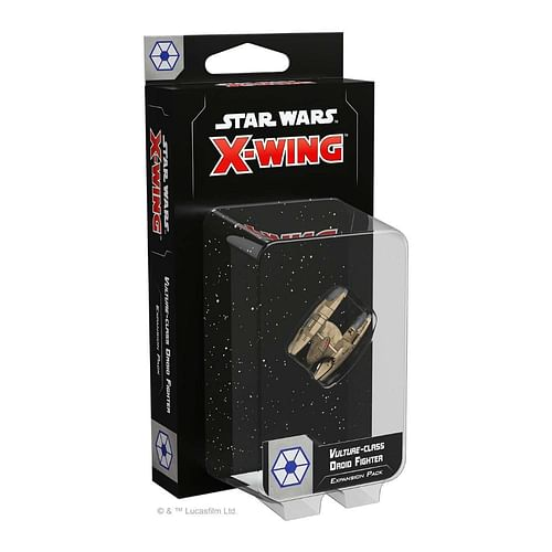 Star Wars: X-Wing (second edition) - Vulture-class Droid Fighter