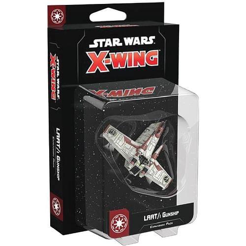 Star Wars: X-Wing (second edition) - LAAT/I Gunship