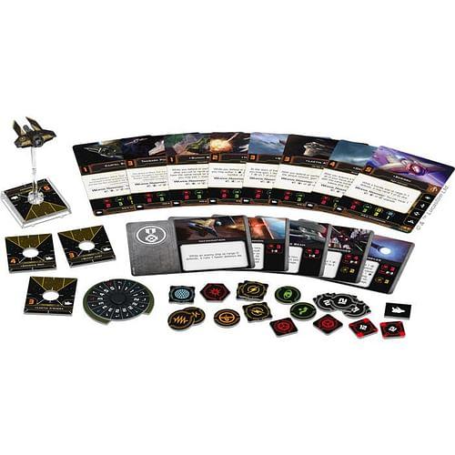 Star Wars: X-Wing (second edition) - M3-A Interceptor