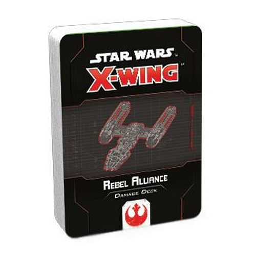 Star Wars X-Wing (second edition): Rebel Alliance Damage Deck
