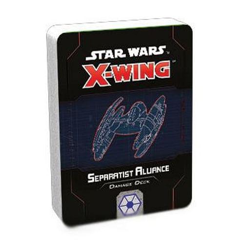 Star Wars X-Wing (second edition): Separatist Damage Deck