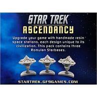 Star Trek: Ascendancy - Romulan Starbases