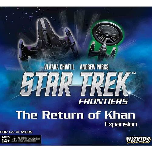 Star Trek: Frontiers - Return of the Khan