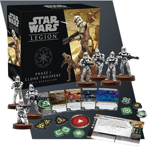 Star Wars: Legion - Phase I Clone Troopers Unit Expansion