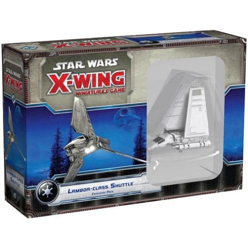 Star Wars: X-Wing MG - Lambda-class Shuttle