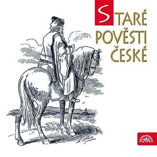 Staré pověsti české - audiokniha (2 CD)