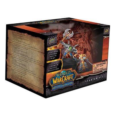 World of Warcraft Miniatures Core Set - starter