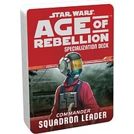 Star Wars: Age of Rebellion - Commander Squadron Leader Specialization Deck