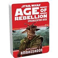 Star Wars: Age of Rebellion - Diplomat Ambassador Specialization Deck