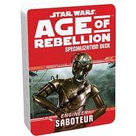 Star Wars: Age of Rebellion - Engineer Saboteur Specialization Deck