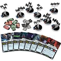 Star Wars Armada: Imperial Fighter Squadrons - chybějící komponenty