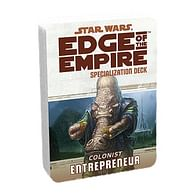 Star Wars: Edge of the Empire - Colonist Entrepreneur Specialization Deck