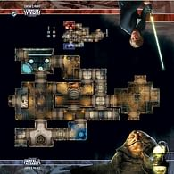 Star Wars: Imperial Assault Skirmish Map - Jabba's Palace