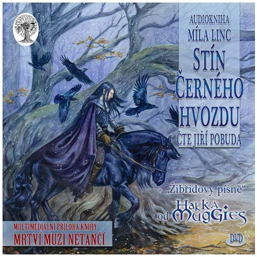 Stín Černého hvozdu - mp3 DVD