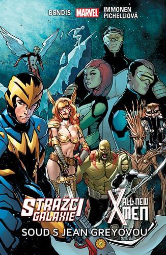 Strážci galaxie/New X-men: Soud s Jean Greyovou