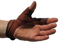 Střelecká rukavice