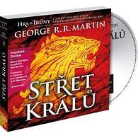 Střet králů - audiokniha (4 CD)