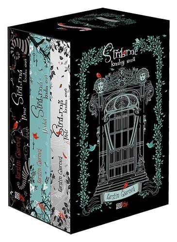 Stříbrné knihy snů - Box 1-3