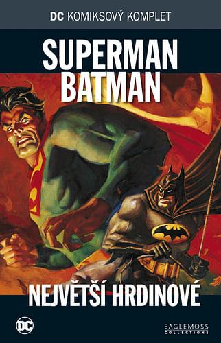 DC Komiksový komplet 78 - Superman/Batman: Největší hrdinové