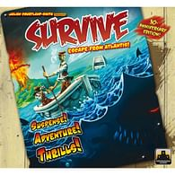 Survive! Escape From Atlantis