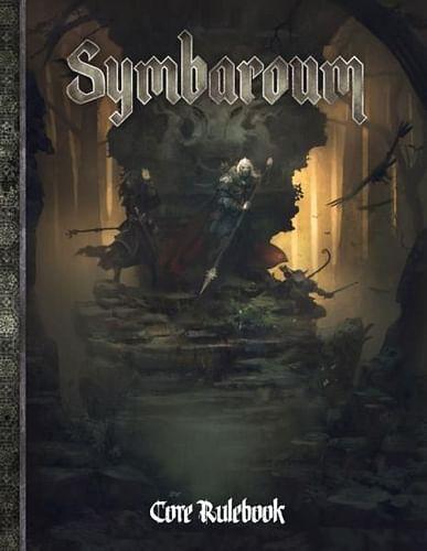 Symbaroum RPG Core Rulebook