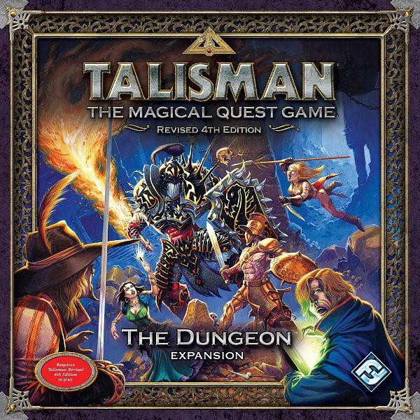 Talisman: Dungeon