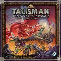 Talisman 4. edice (anglicky)