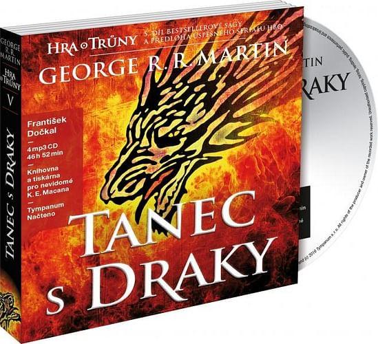 Tanec s draky (5 CD)