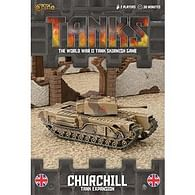 Tanks: British Churchill