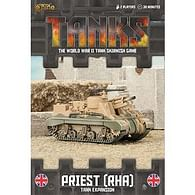 Tanks: British Priest (RHA)