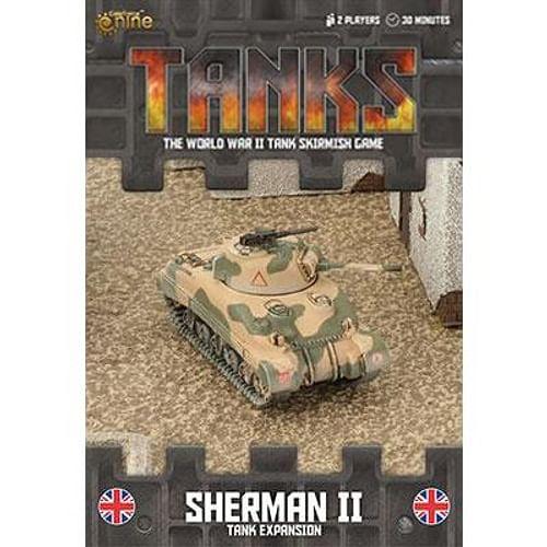 Tanks: British Sherman II
