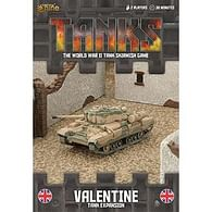 Tanks: British Valentine II/III