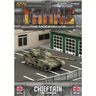 Tanks: The Modern Age - British Chieftain